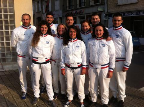 equipe france septembre 2014