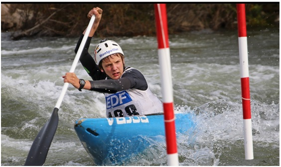 Slalom –04 octobre 2015 – Sélectif régional Réals
